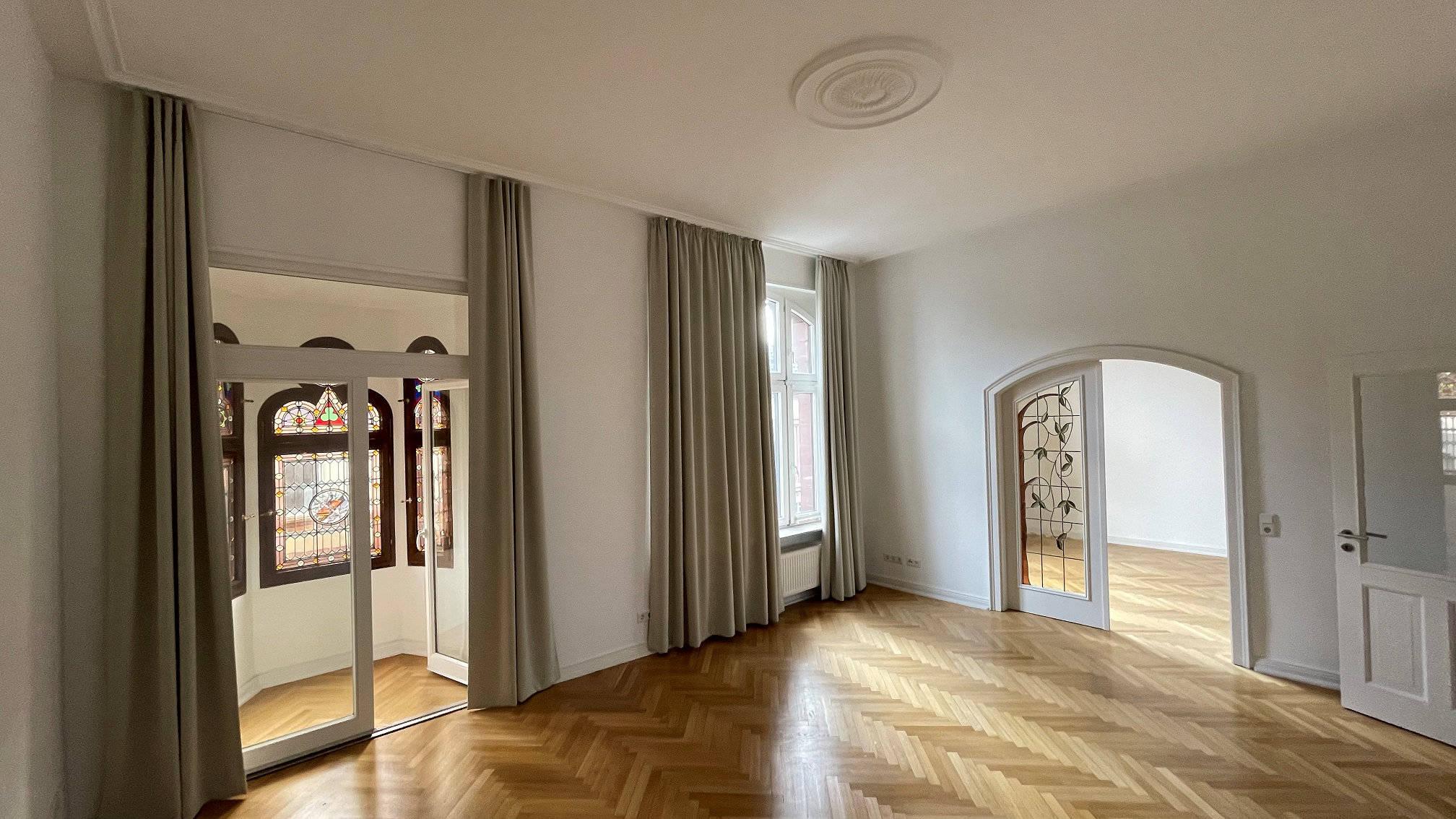 Hochwertige 4 ZKB Wohnung